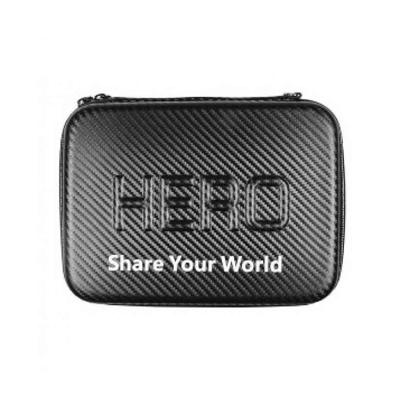Кейс HERO карбон для GoPro средний