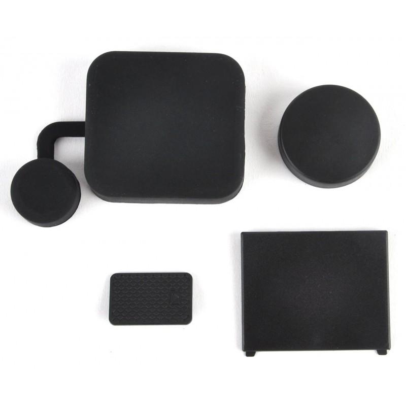 Комплект защитных крышек 4 штуки для GoPro Hero 3+/4