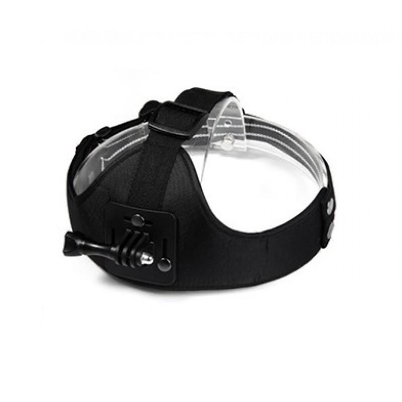 Крепление на голову боковое для GoPro