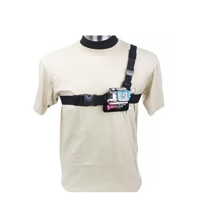 Крепление на грудь облегченное для GoPro