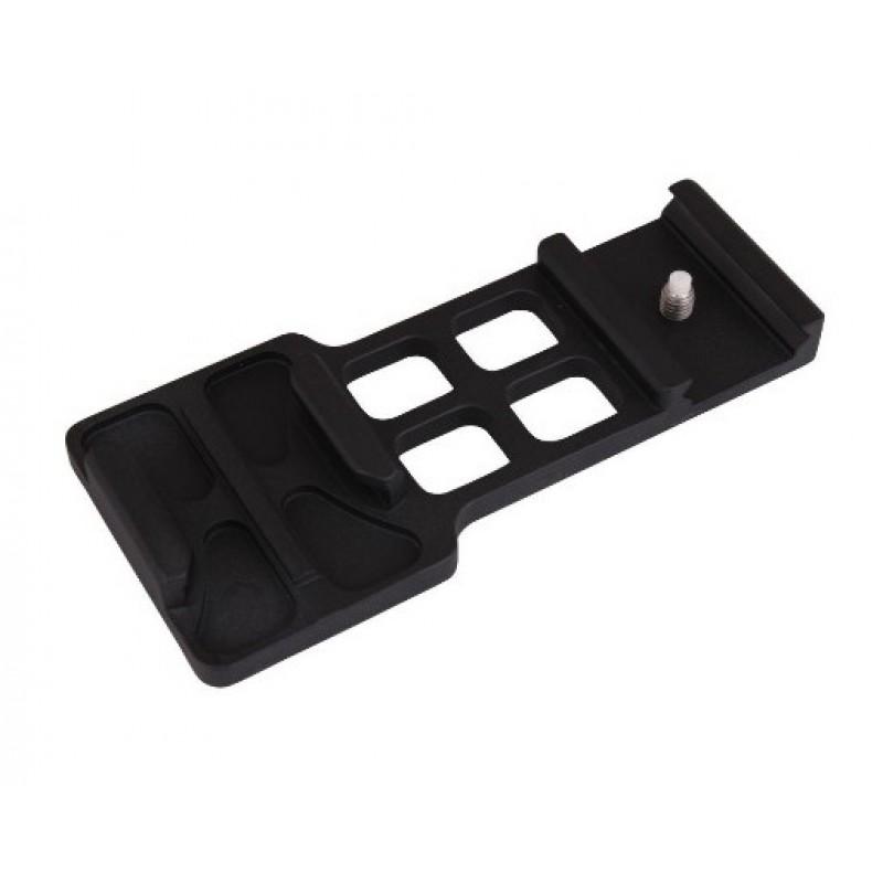Крепление на оружие боковое для GoPro