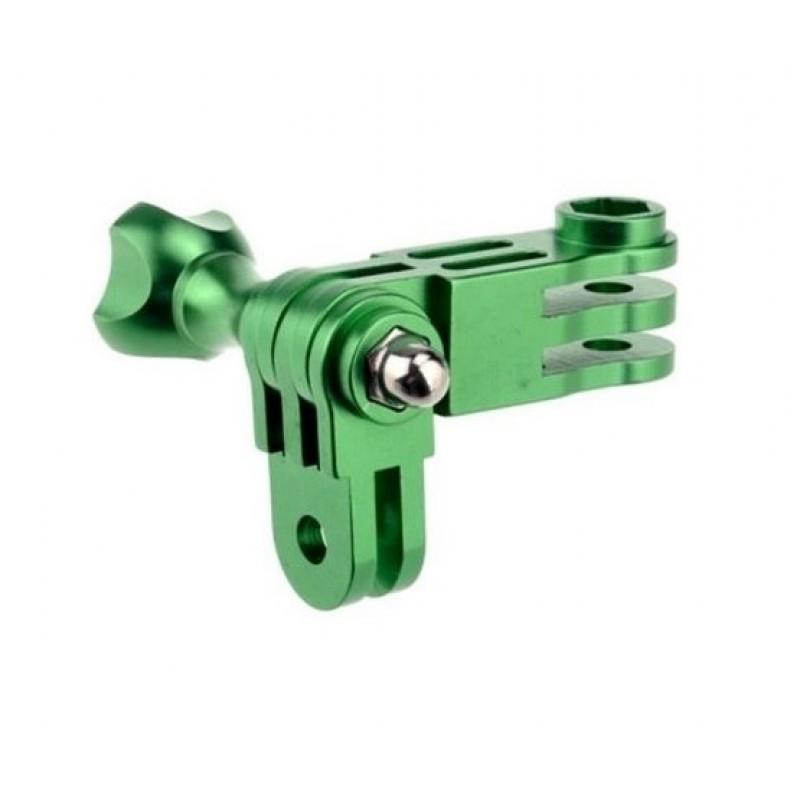 Кронштейн поворотный алюминиевый для GoPro