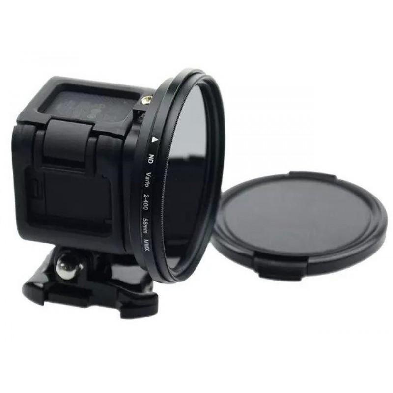 ND-фильтр 58мм для GoPro Hero 4 Session
