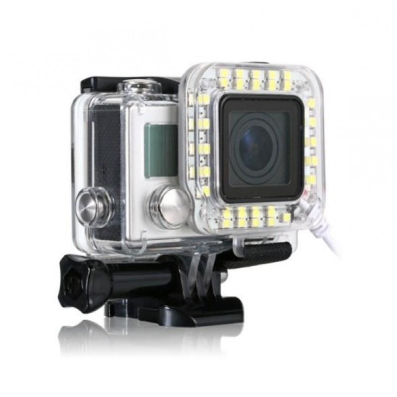 Подсветка диодная для аквабокса GoPro