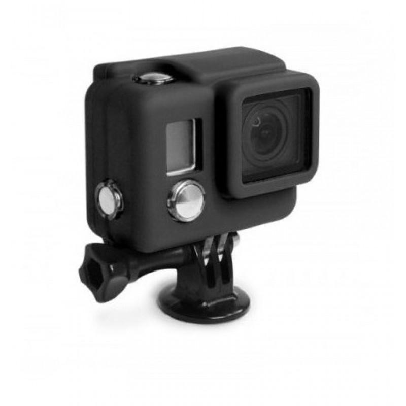 Чехол силиконовый на аквабокс GoPro Hero 3+/4