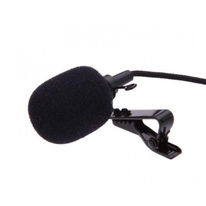 Микрофон петличный USB для GoPro