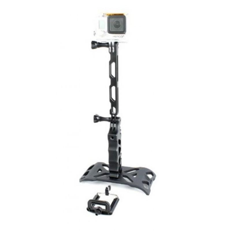 Металлическая стойка-конструктор TCM для GoPro