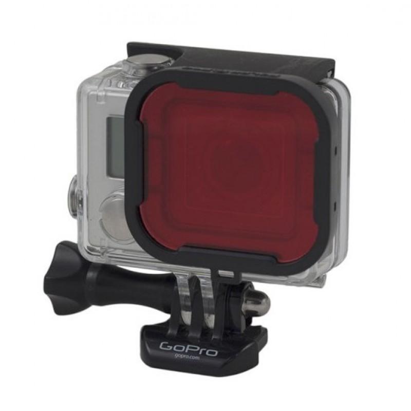Светофильтр для аквабокса GoPro Hero 3+/4 улучшенный