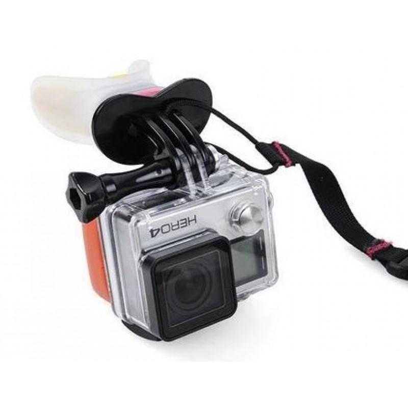Загубник дыхательный с креплением для GoPro