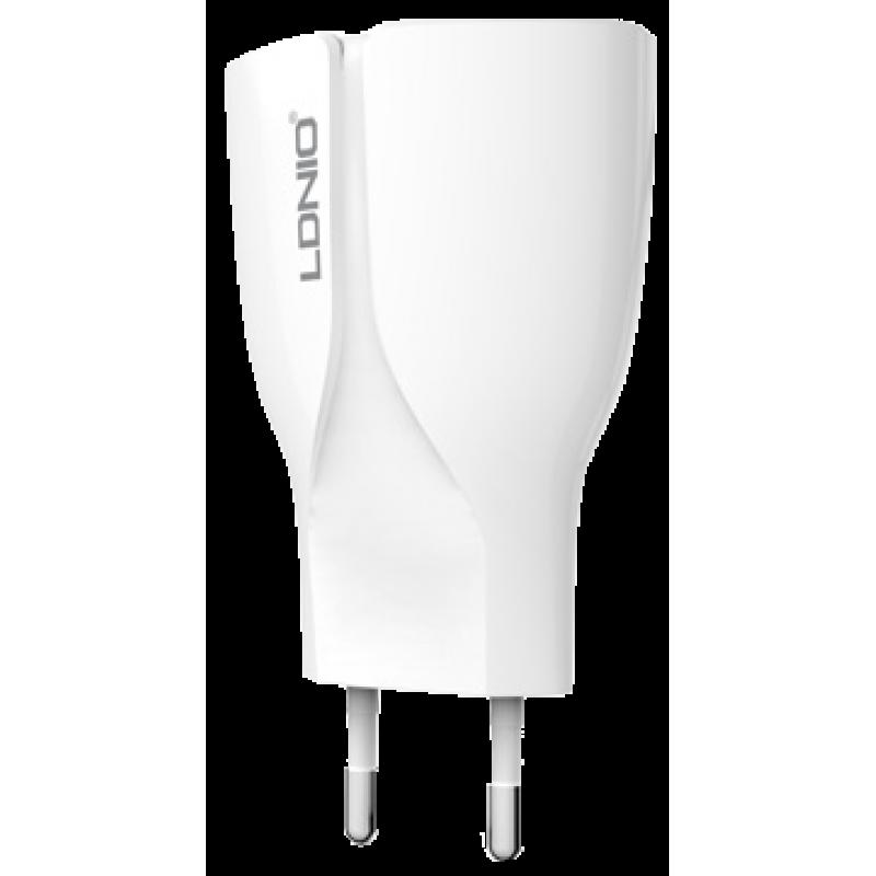 Зарядное устройство LDNIO A2271 microUSB