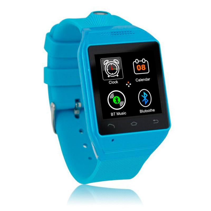 Умные часы ZGPAX S19 Blue с SIM картой