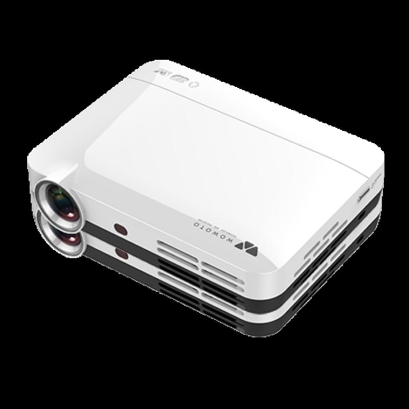 Портативный проектор Wowoto H8