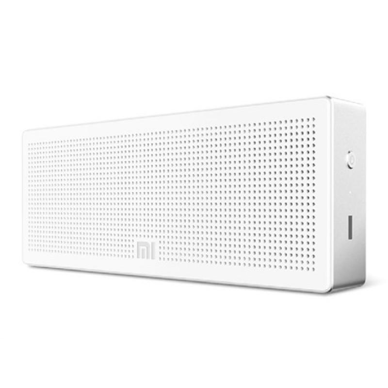 Колонка портативная Xiaomi Mini Square Box BT White