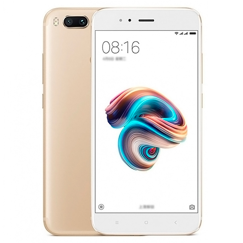 Смартфон Xiaomi Mi A1 64GB Gold Global Version
