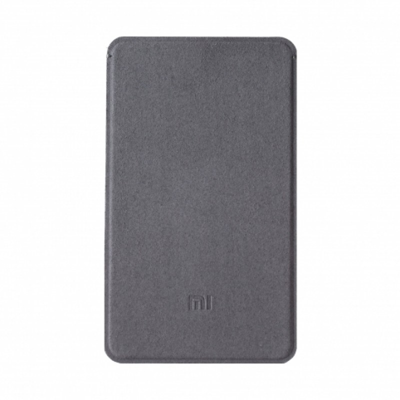 Чехол из микрофибры для Xiaomi Power Bank 5000 mAh