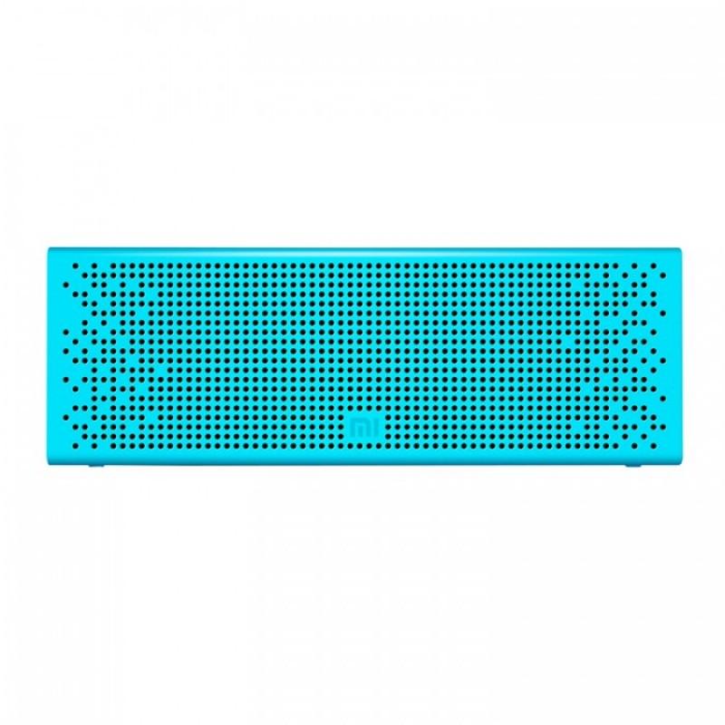 Колонка портативная Xiaomi Mini Square Box 2 BT Голубая