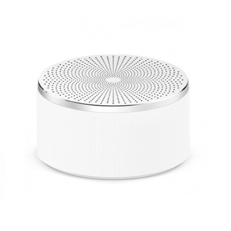 Колонка портативная Xiaomi Mi Round Youth Edition BT White