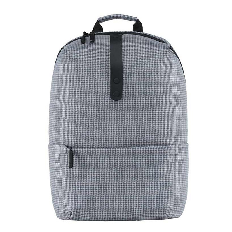 Рюкзак Xiaomi RunMi 90GOFUN (College Leisure Shoulder Bag) серый