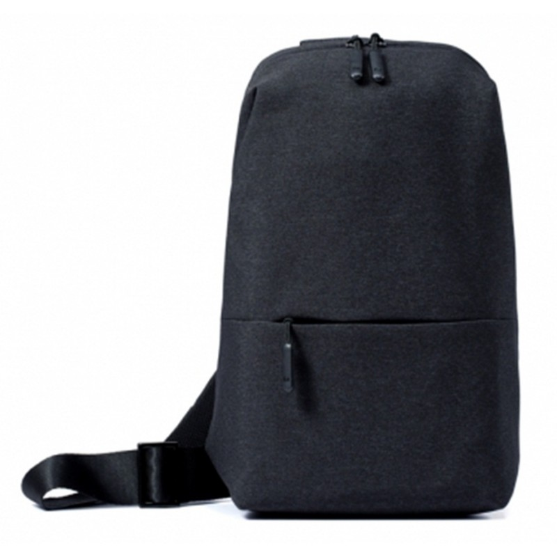 Рюкзак Xiaomi Multi малый (Urban leisure chest Pack) тёмно-серый