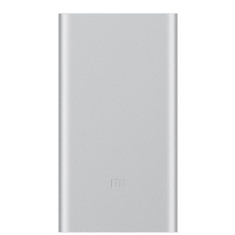 Внешний аккумулятор Xiaomi Mi Power Bank 2 10000mAh серебристый