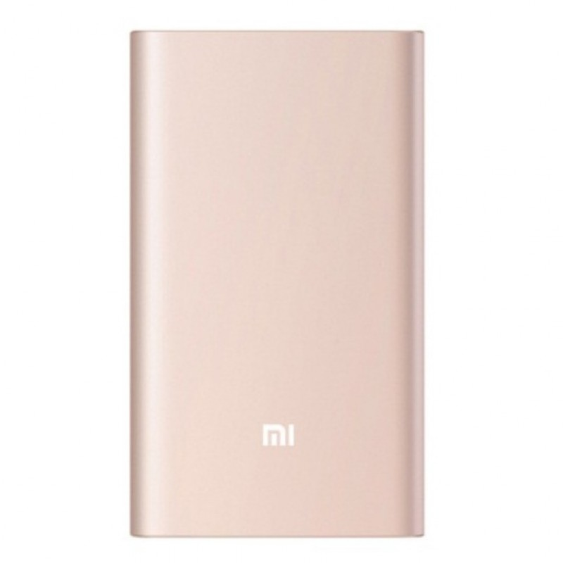 Внешний аккумулятор Xiaomi Mi Power Bank Pro 10000mAh, розовый