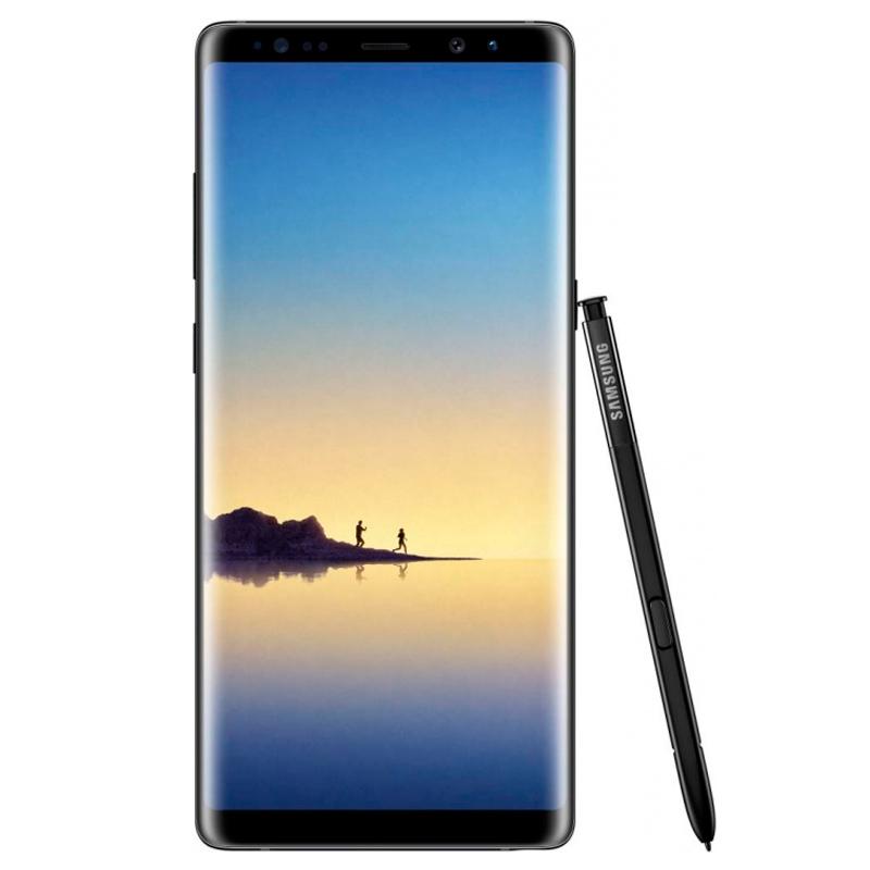 Samsung Galaxy Note 8 Demo черный бриллиант (N950)