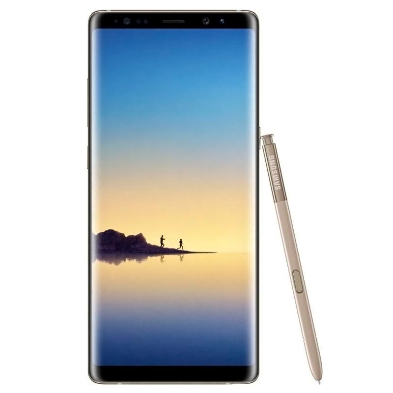 Samsung Galaxy Note 8 Demo желтый топаз (N950)