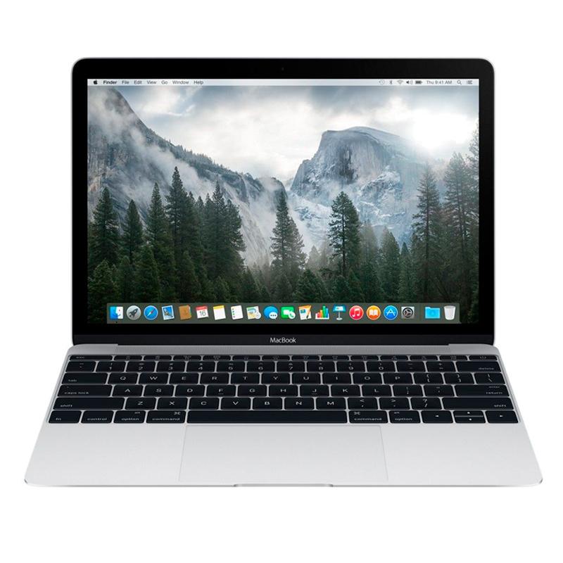 Apple MacBook 12 MF855 2015 Silver (1.1GHz, 8Gb, 256Gb)