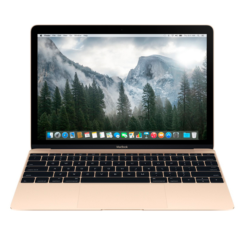 "Apple MacBook 12"" Core M5 1.2GHz/8Gb/512Gb SSD Gold (MLHF2) 2016"