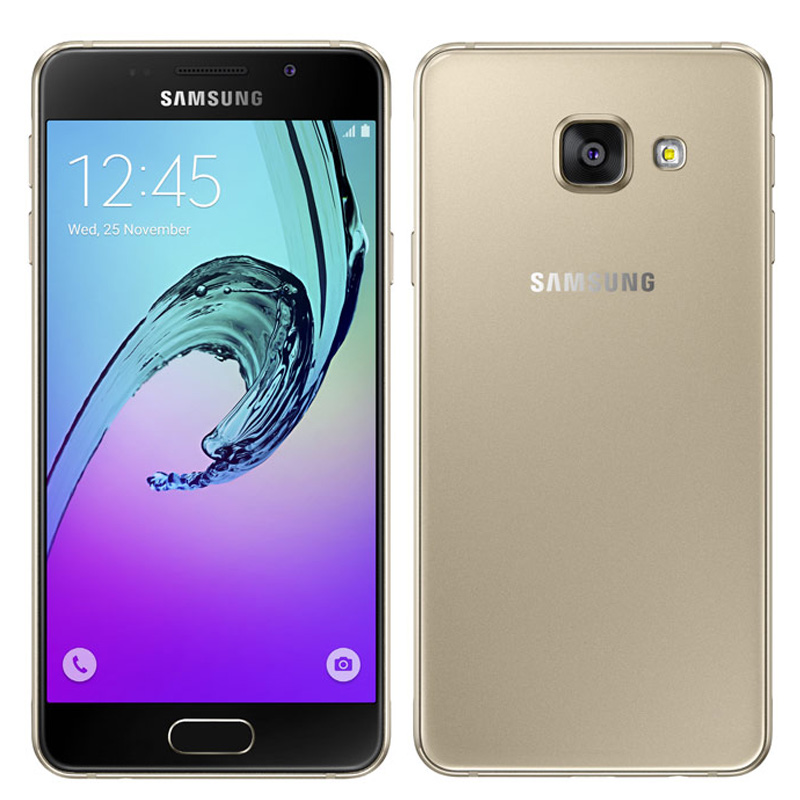 Samsung Galaxy A5 Gold Demo (A510)