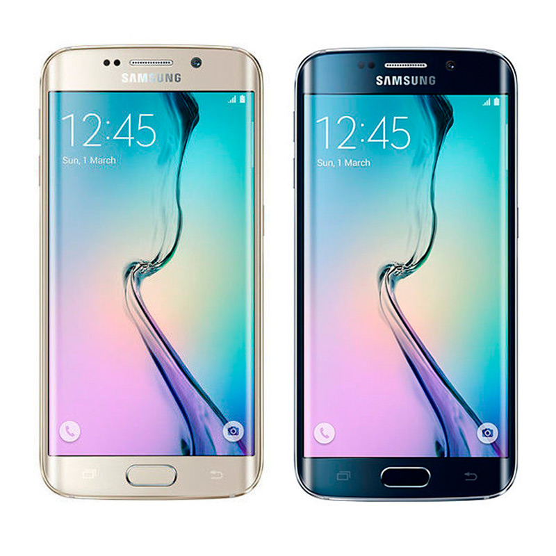 Samsung Galaxy S6 Edge Demo (SM-G925)