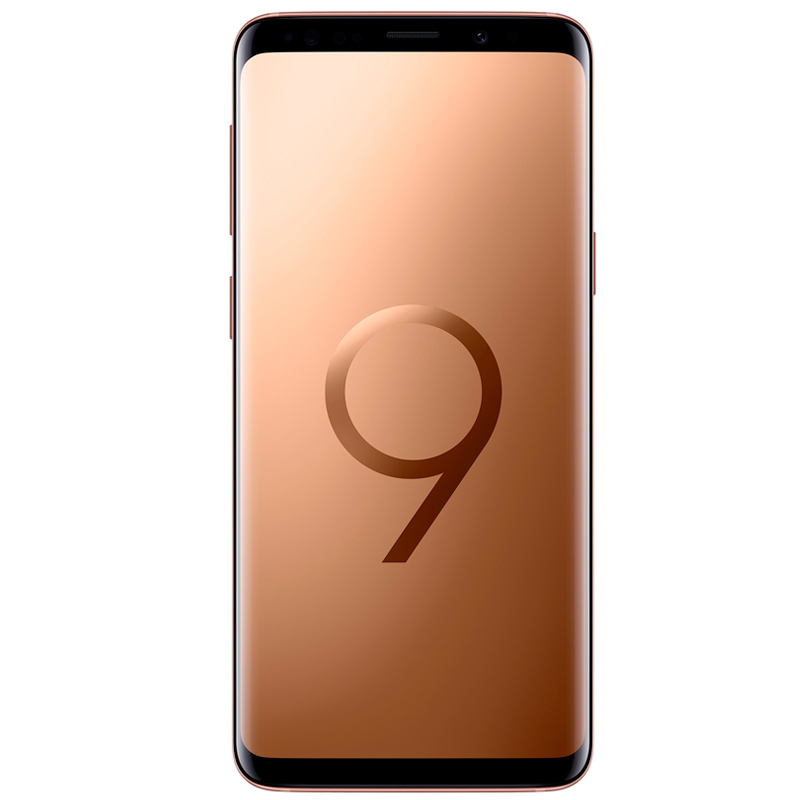 Samsung Galaxy S9 Plus (SM-G965F) 64Gb, Sunrise Gold