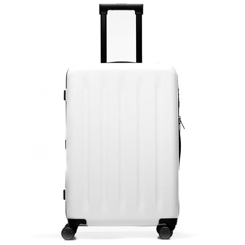 """Чемодан Xiaomi 90 Points Suitcase 24"""", белый"""