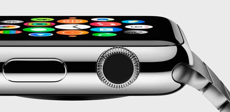 Управление часами Apple Watch