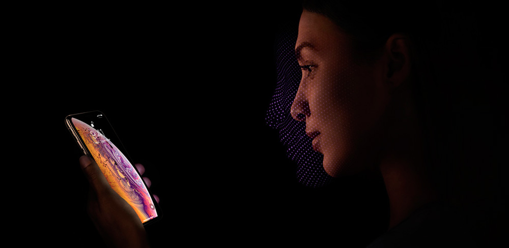 Face ID iPhone Xs