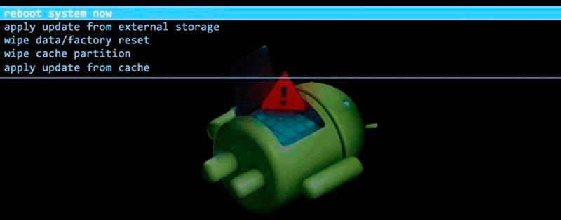 Обновление ПО демо версии смартфона