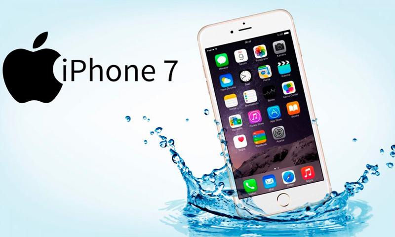 Водонепроницаемый iPhone 7