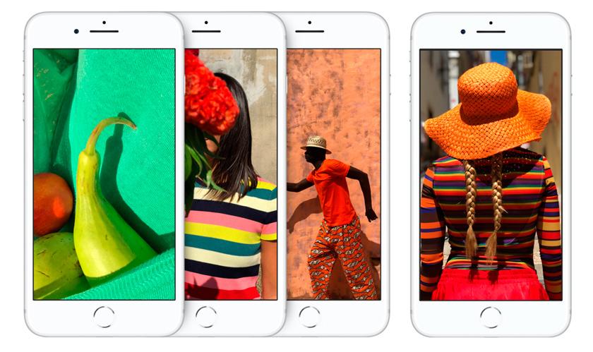 Технология True Tone iPhone 8