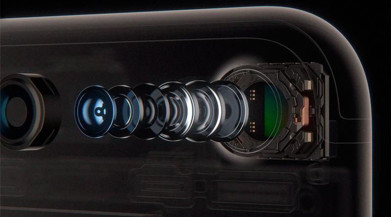 Камера нового iPhone 7