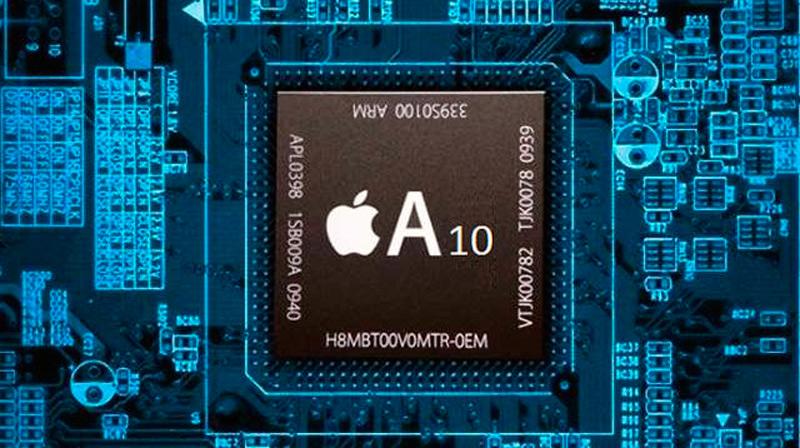Процессор А10 для iPhone 7