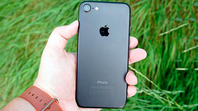 Фото нового смартфона iPhone 7