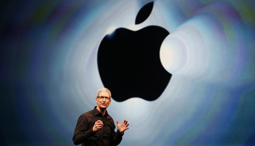 Презентация Apple в 2017 году