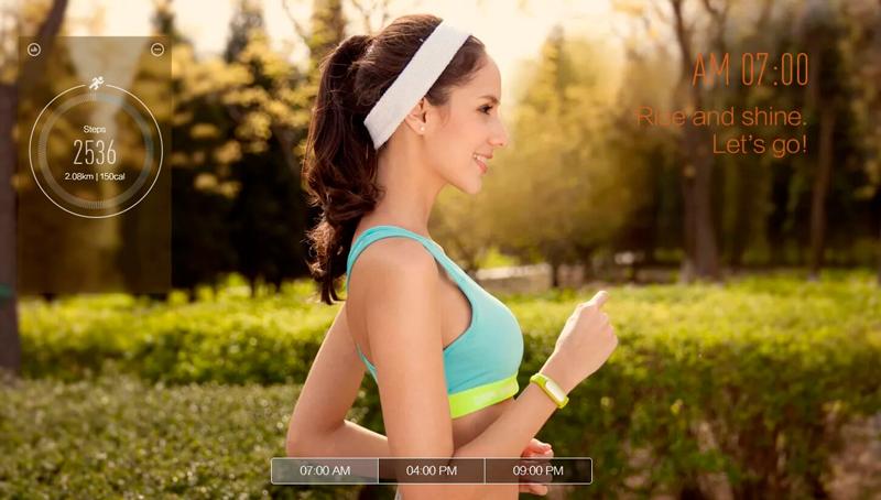 Браслет для фитнеса Xiaomi Mi Band